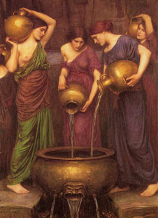 John-William-Waterhouse---The-Danaides.