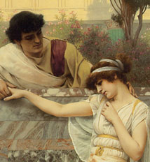 John-William-Godward---Yes-or-No