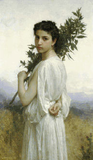 William-Bouguereau---Laurel